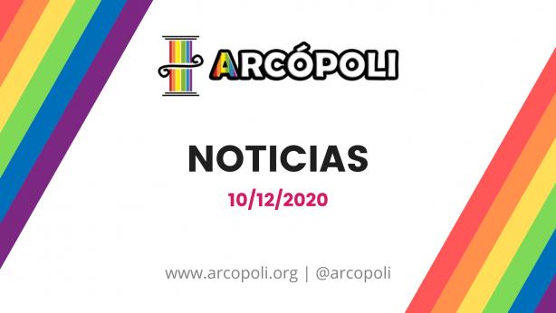 10 de diciembre de 2020 - Arcópoli denuncia una grave agresión homófoba en Chamberí